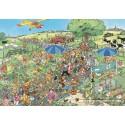 2000 pcs - The March - Jan van Haasteren (by Jumbo)