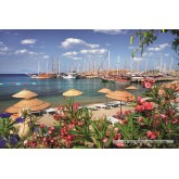 Jigsaw puzzle 1500 pcs - Bodrum Turkey (by Jumbo)