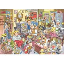 Jigsaw puzzle 1000 pcs - The Office - Graham Thompson (by Jumbo)