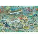 2000 pcs - Deep Sea Fun - Jan van Haasteren (by Jumbo)