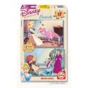 50 pcs - Cinderella (2x) - Disney (by Educa)