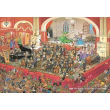 Jigsaw puzzle 2000 pcs - St. George and the Dragon - Jan van Haasteren (by Jumbo)