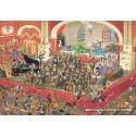 2000 pcs - St. George and the Dragon - Jan van Haasteren (by Jumbo)