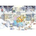 1000 pcs - Wasgij Christmas 9 - Graham Thompson (by Jumbo)