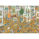 Jigsaw puzzle 2000 pcs - Celebrate the Inauguration - Jan van Haasteren (by Jumbo)