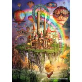 Jigsaw puzzle 1000 pcs - Rainbow Island (by Schmidt)