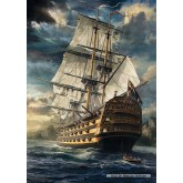 Jigsaw puzzle 1000 pcs - Sails set (by Schmidt)