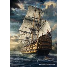 Jigsaw puzzle 1000 pcs - Sails set (by Schmidt)