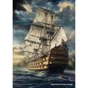 1000 pcs - Sails set (by Schmidt)