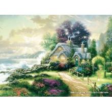 Jigsaw puzzle 1000 pcs - A New Day Dawning - Thomas Kinkade (by Schmidt)