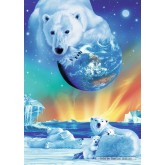 Jigsaw puzzle 1000 pcs - Arctic World - Gilda Belin (by Schmidt)