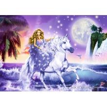 Jigsaw puzzle 2000 pcs - Fairy Magic - Gilda Belin (by Schmidt)