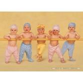 Jigsaw puzzle 1000 pcs - Wading Pants Composite - Anne Geddes (by Schmidt)