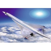Jigsaw puzzle 200 pcs - Concorde British Airways - Revell (by Schmidt)