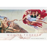 Jigsaw puzzle 1000 pcs - Movies Forever - Renato Casaro (by Schmidt)