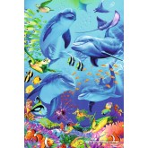 Jigsaw puzzle 500 pcs - Undersea World (by Schmidt)