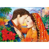 Jigsaw puzzle 1500 pcs - Santosh & Salila (by Schmidt)