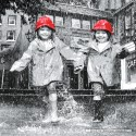 1000 pcs - Molly and Macy Splish Splash - David Ellis (by Schmidt)
