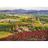 Jigsaw puzzle 1000 pcs - Toscane - Sam Park (by Schmidt)