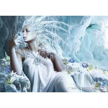 Jigsaw puzzle 1000 pcs - Ice Fairy (by Schmidt)