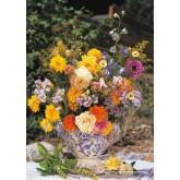Jigsaw puzzle 1000 pcs - Bouquet of Flowers (by Schmidt)
