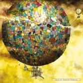 Jigsaw puzzle 1000 pcs - Fantastic balloon ride - Colin Thompson (by Schmidt)