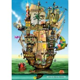 Jigsaw puzzle 1000 pcs - Noah's ark - Colin Thompson (by Schmidt)