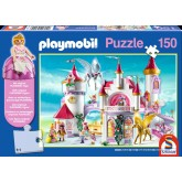 Jigsaw puzzle 150 pcs - Princess Castle - Playmobil (by Schmidt)