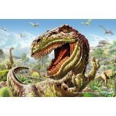 Jigsaw puzzle 200 pcs - T-Rex (by Schmidt)