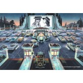 Jigsaw puzzle 1000 pcs - Drive-in - Michael Young (by Schmidt)