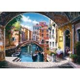 Jigsaw puzzle 1000 pcs - Venice - Sam Park (by Schmidt)