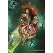Jigsaw puzzle 1000 pcs - Red-Haired Beauty - Zena Holloway (by Schmidt)
