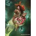 1000 pcs - Red-Haired Beauty - Zena Holloway (by Schmidt)