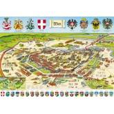Jigsaw puzzle 1000 pcs - Vienna (by Schmidt)
