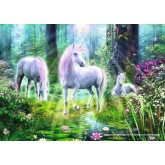 Jigsaw puzzle 1000 pcs - Enchanted Forest (by Schmidt)