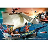 Jigsaw puzzle 60 pcs - Sails Set - Playmobil (by Schmidt)