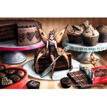 Jigsaw puzzle 1000 pcs - A Dream in Chocolate - Sugar Sweet (by Schmidt)