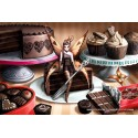 1000 pcs - A Dream in Chocolate - Sugar Sweet (by Schmidt)