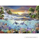 Jigsaw puzzle 1000 pcs - Underwater Paradise (by Schmidt)