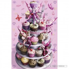 Jigsaw puzzle 1000 pcs - Sweet Seduction - Sugar Sweet (by Schmidt)