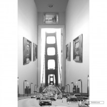 Jigsaw puzzle 500 pcs - Drive thru Gallery - Thomas Barbey (by Schmidt)