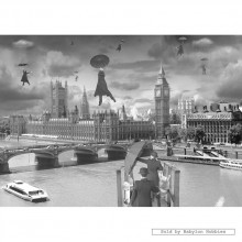 Jigsaw puzzle 1000 pcs - Blown away - Thomas Barbey (by Schmidt)