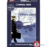 Jigsaw puzzle 1000 pcs - Retro poster - Pan Am (by Schmidt)