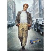 Jigsaw puzzle 1000 pcs - Forever young, James Dean - Renato Casaro (by Schmidt)