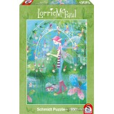 Jigsaw puzzle 500 pcs - The Fairy Garden - Lorrie Mc Faul (by Schmidt)