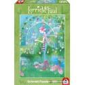 500 pcs - The Fairy Garden - Lorrie Mc Faul (by Schmidt)