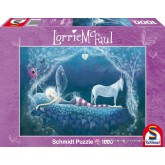 Jigsaw puzzle 1000 pcs - Someone to Watch over me - Lorrie Mc Faul (by Schmidt)