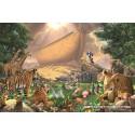 1500 pcs - Noah Ark - The Gathering (by Jumbo)