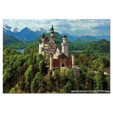 1500 pcs - Neuschwanstein (by Educa)