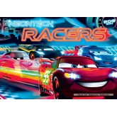 Jigsaw puzzle 70 pcs - Pixar Cars Neon - Disney (by Jumbo)